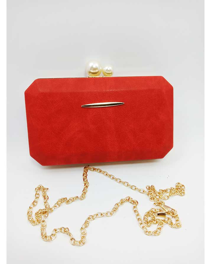 3 52 600x750 - Red Color Sleek Design Evening Clutch Bag for women 939129e1f649d