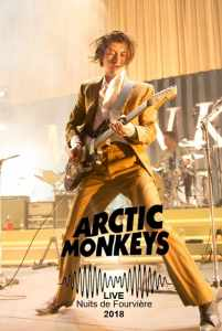 Arctic Monkeys Aux Nuits De Fourvière Movie Streaming Online Watch