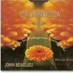 "Calendula: ""A Suite for Pythagorean Tuning Forks"" (CD)"