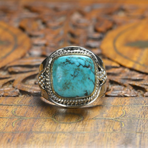 Birdy Bague Carr     Turquoise