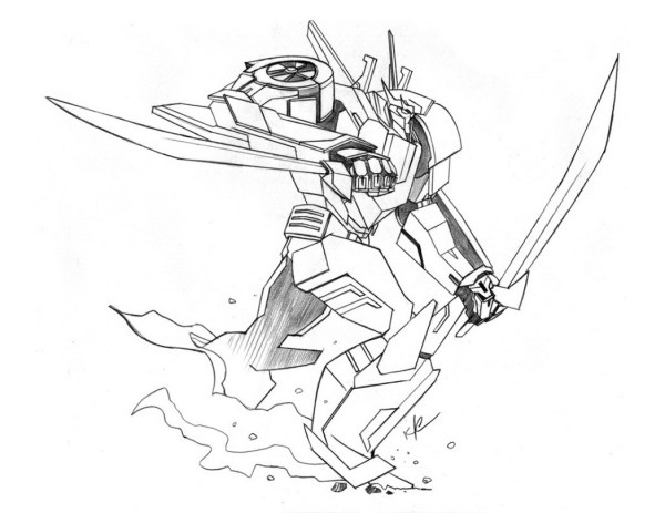 transformers prime coloring pages # 16
