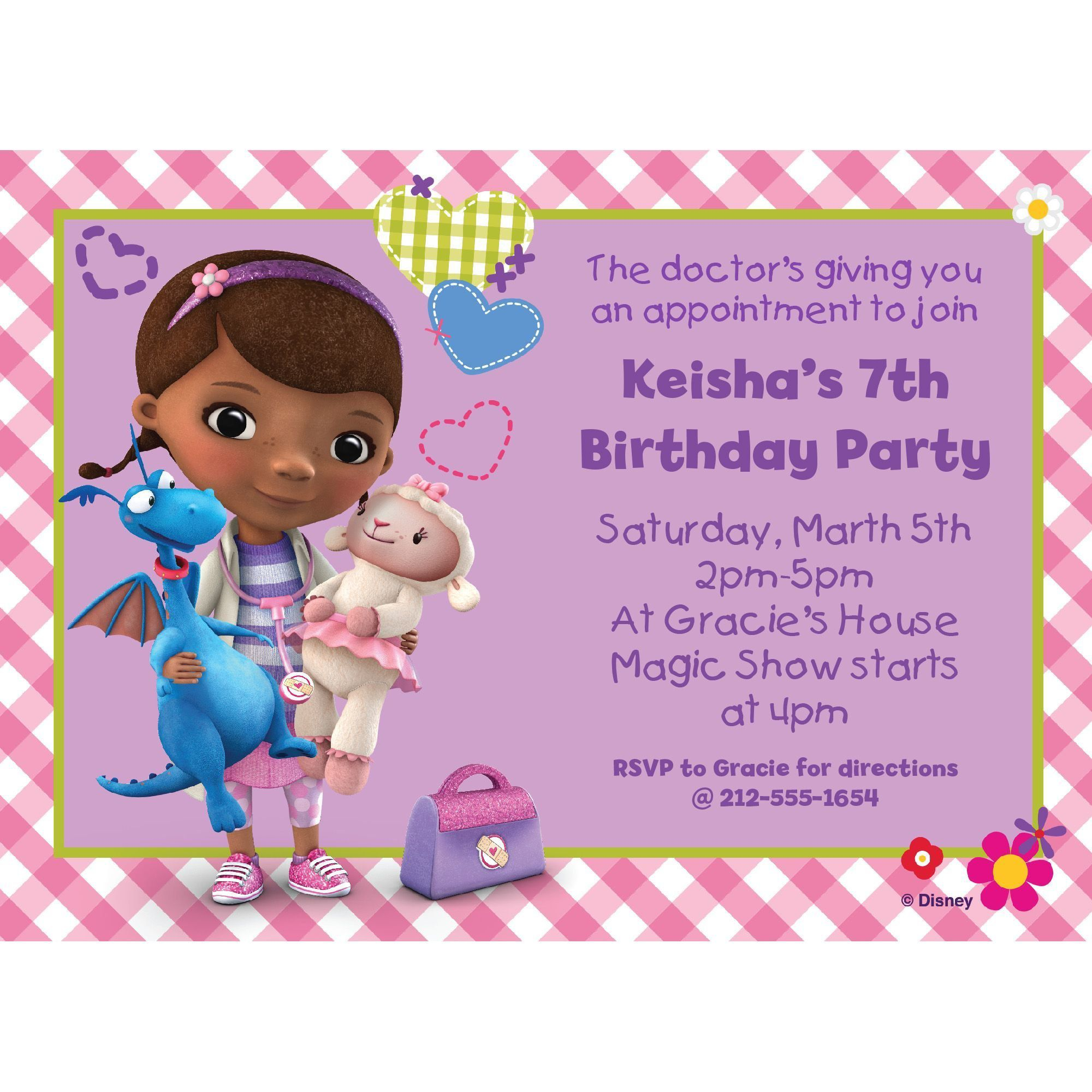 Order Birthday Invitations Online