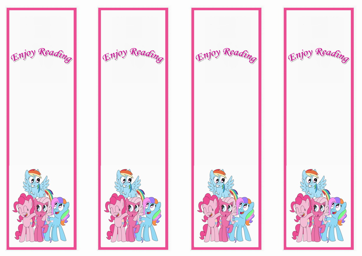 My Little Pony Birthday Printable
