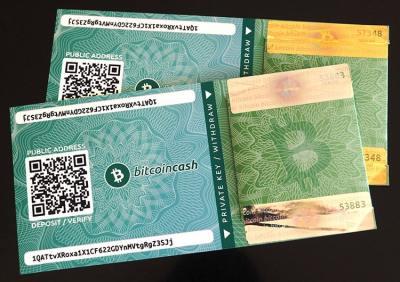 Bitcoin Paper Wallet Generator: Print Offline Tamper ...
