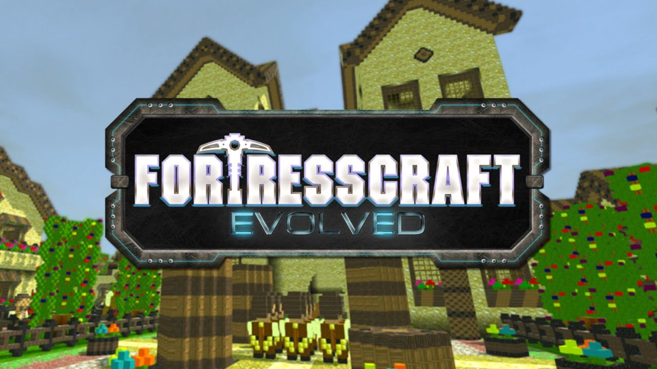FortressCraft Evolved! torrent