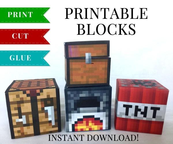 minecraft printable pictures # 54