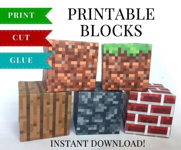 minecraft printable pictures # 38