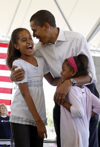 BARACK OBAMA AND KIDS WISH YOU A HAPPY MEMORIAL DAY ...