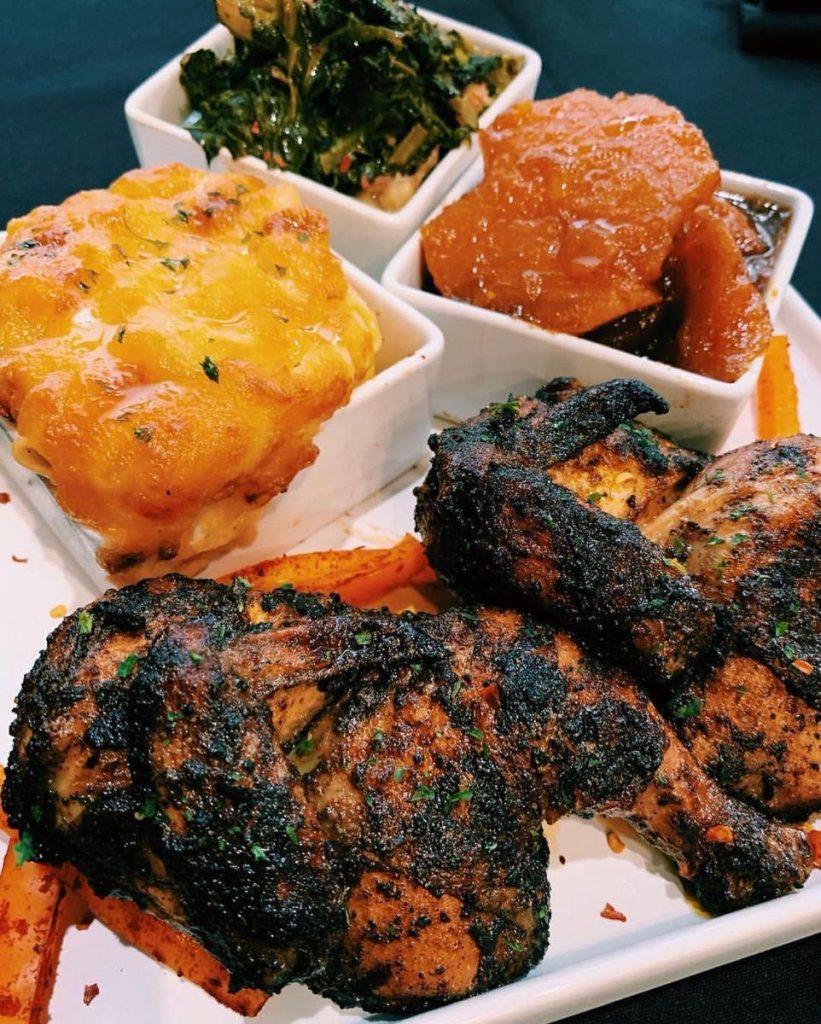 Soul Food Restaurants 55th