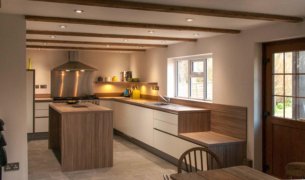 Modern Kitchen Cupboard Design