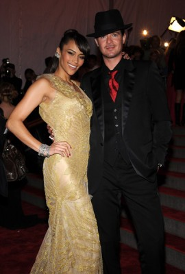 Robin Thicke on Wife Paula Patton: 'She Gets One Script ...