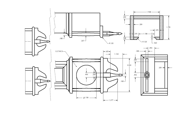 Grandfather Clock Blueprints