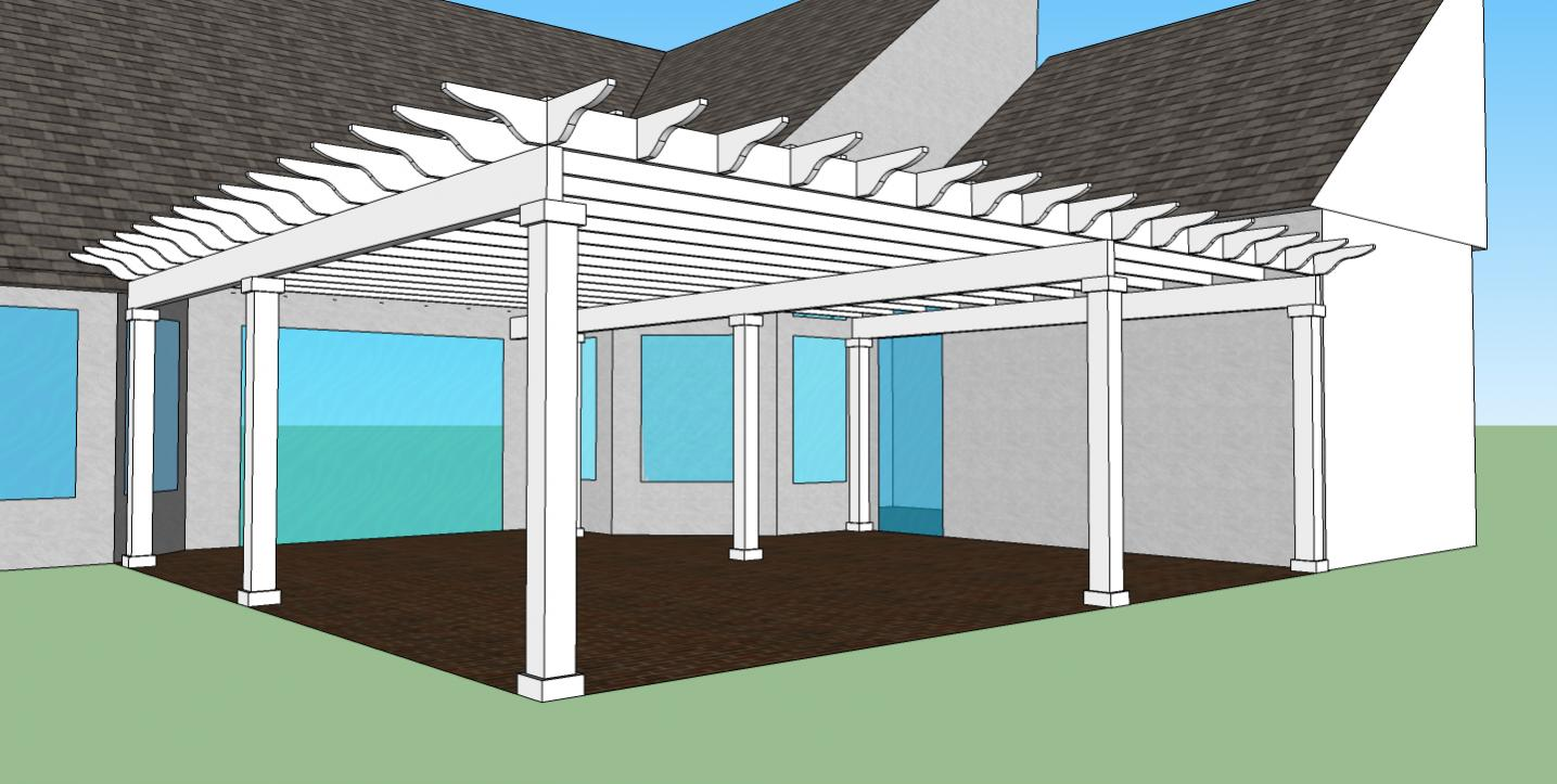 Pergola Design Easy Diy Woodworking Projects Step By