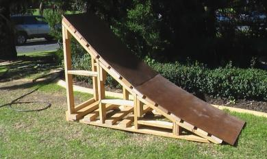 Build A Wood Ramp Wooden Thing