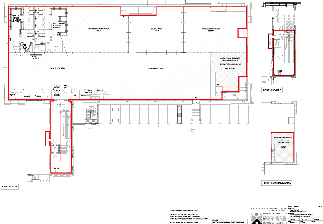 Best Kitchen Gallery: Lincoln Sports Direct The Artesea of Sport Gym Floor Plan on rachelxblog.com