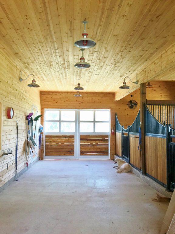 Barn Lighting Pendant