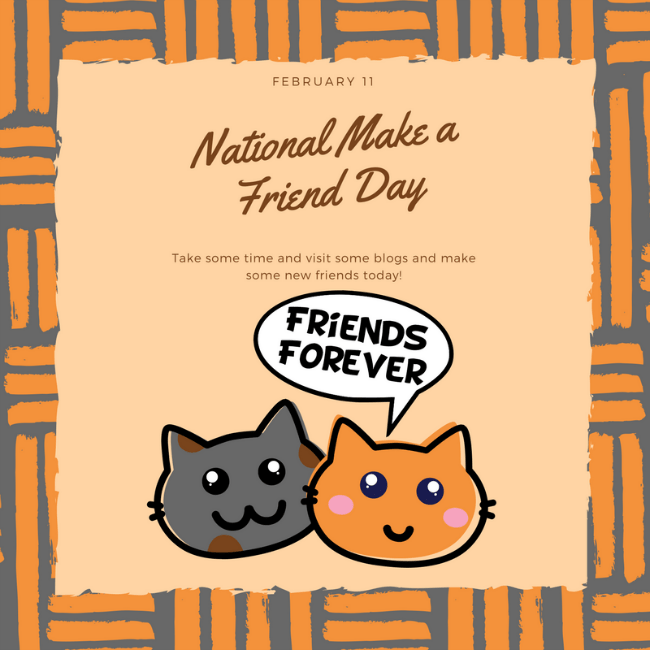 National Day Make Friend