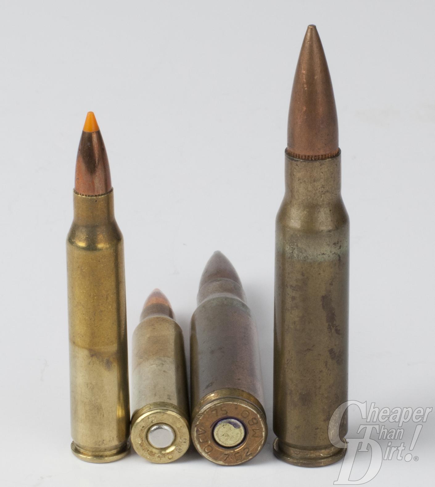 762 Nato 56 Vs Rounds 5