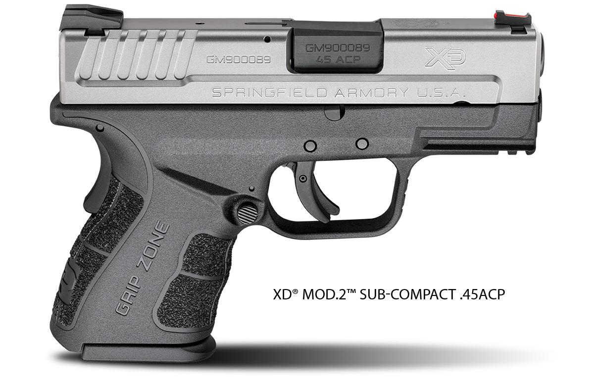 Xd Springfield 45 Mod Service 2