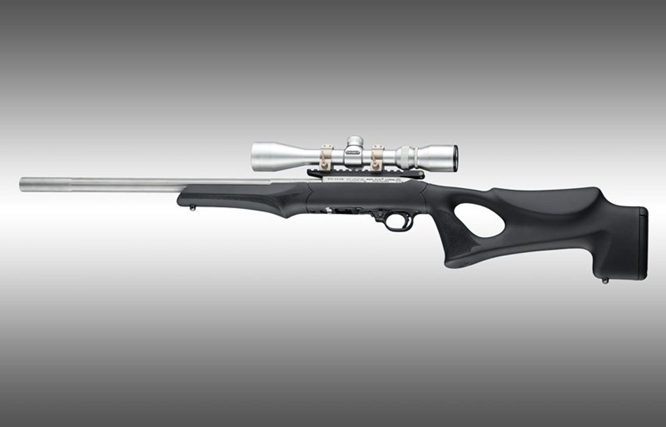 Video Hogue Introduces Tactical Thumbhole Rifle Stocks