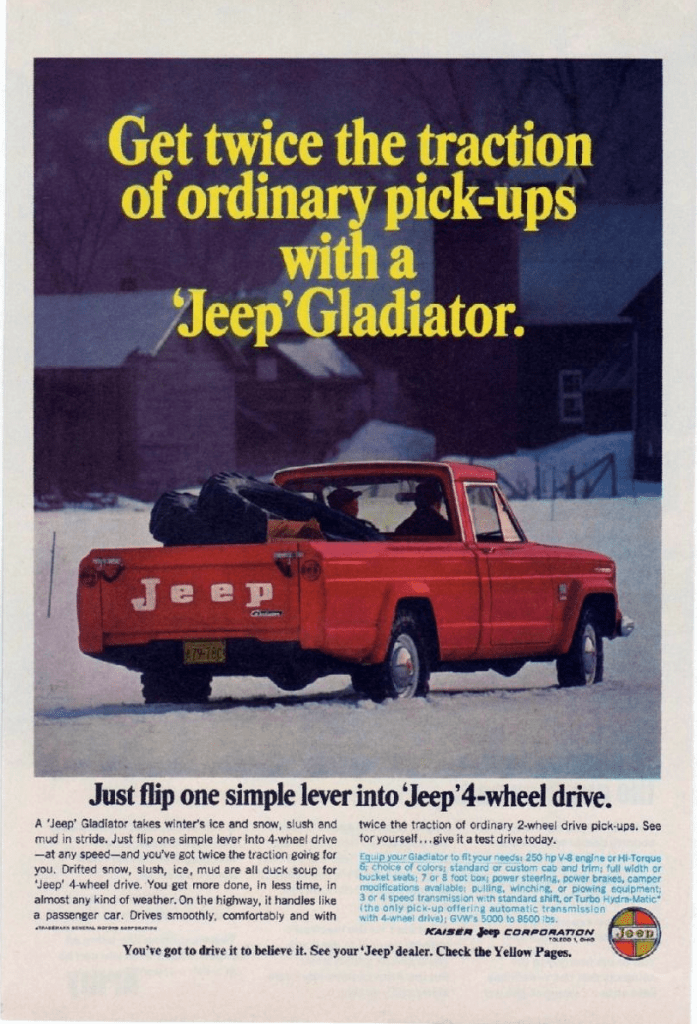 60s Madness 10 Years Of Classic Pickup Truck Ads The