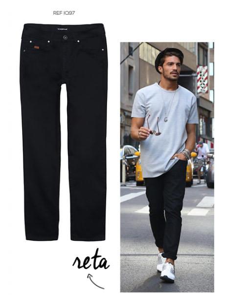 7651e44c627 look-masculino-tenis-branco-calca-jeans - Blog Damyller