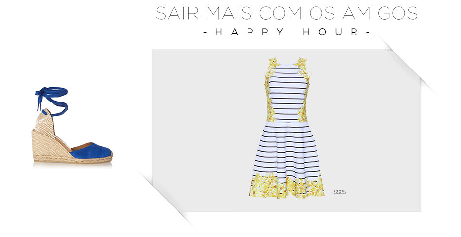 looks para happy hour
