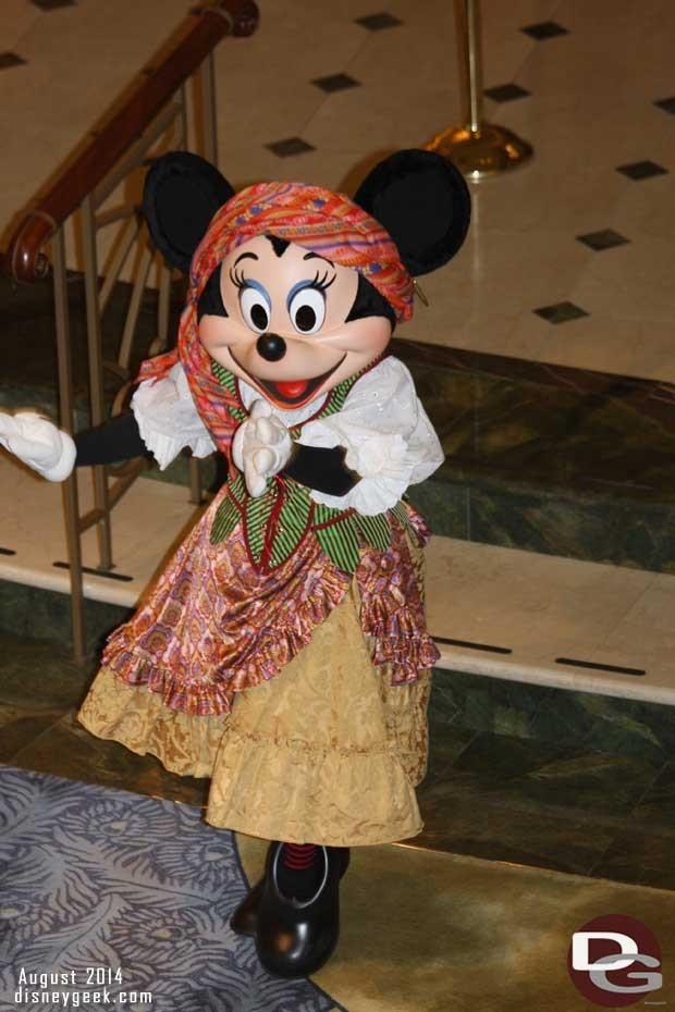 Disney Fantasy Cruise Ship Characters Guest Photo Blog