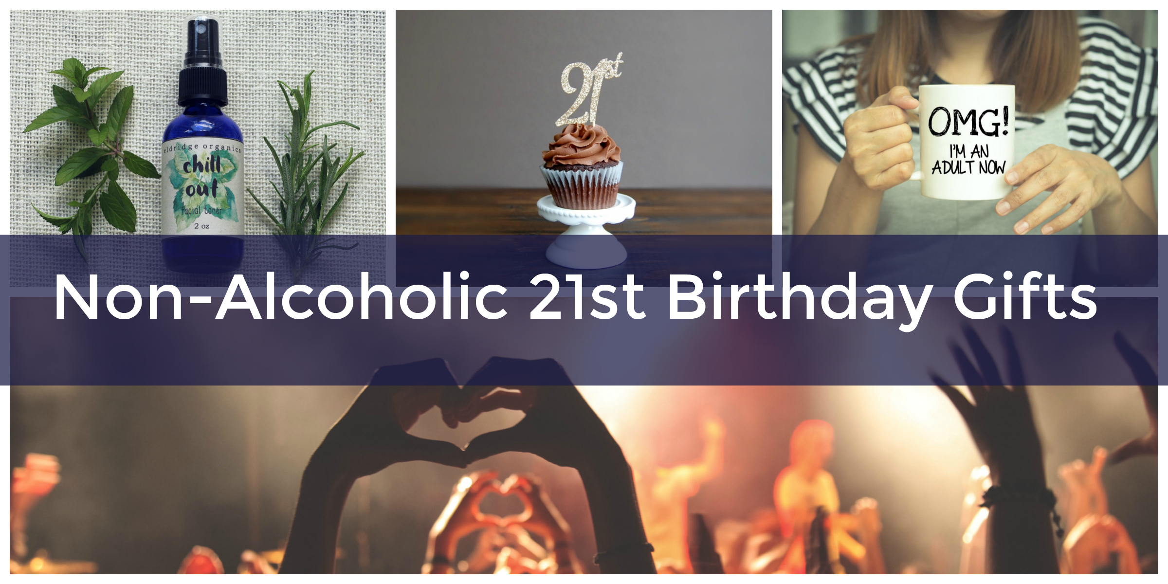 Fun Non-Alcoholic 21st Birthday Gift Ideas For Non-Drinkers