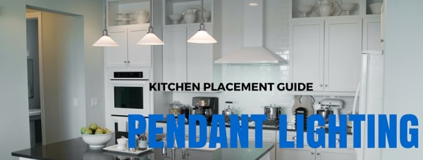 placement of pendant lights over kitchen island # 4
