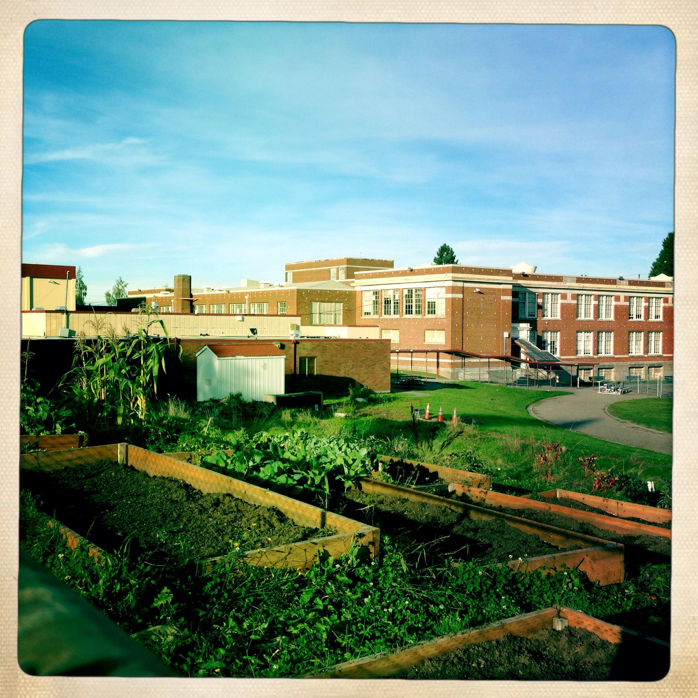 Lister Elementary School Tacoma Wa