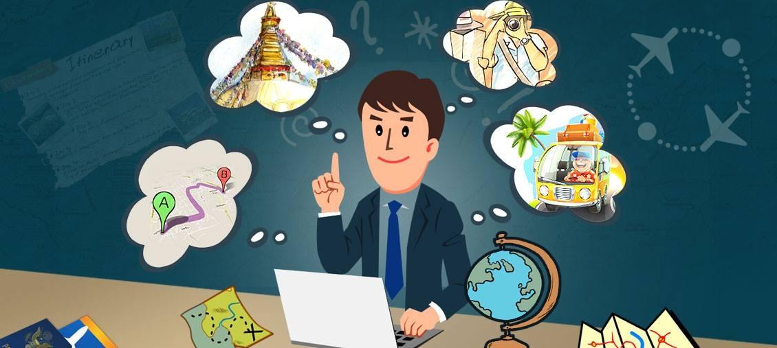 Online Travel Agency Websites