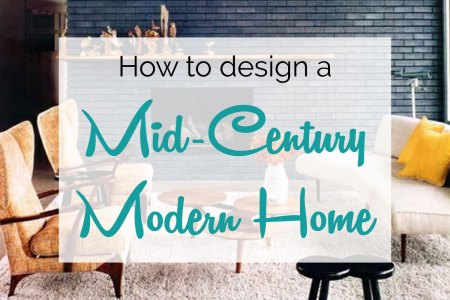 Interior Design Styles  8 Popular Types Explained   Lazy Loft   Blog     Mid Century Modern Design Guide