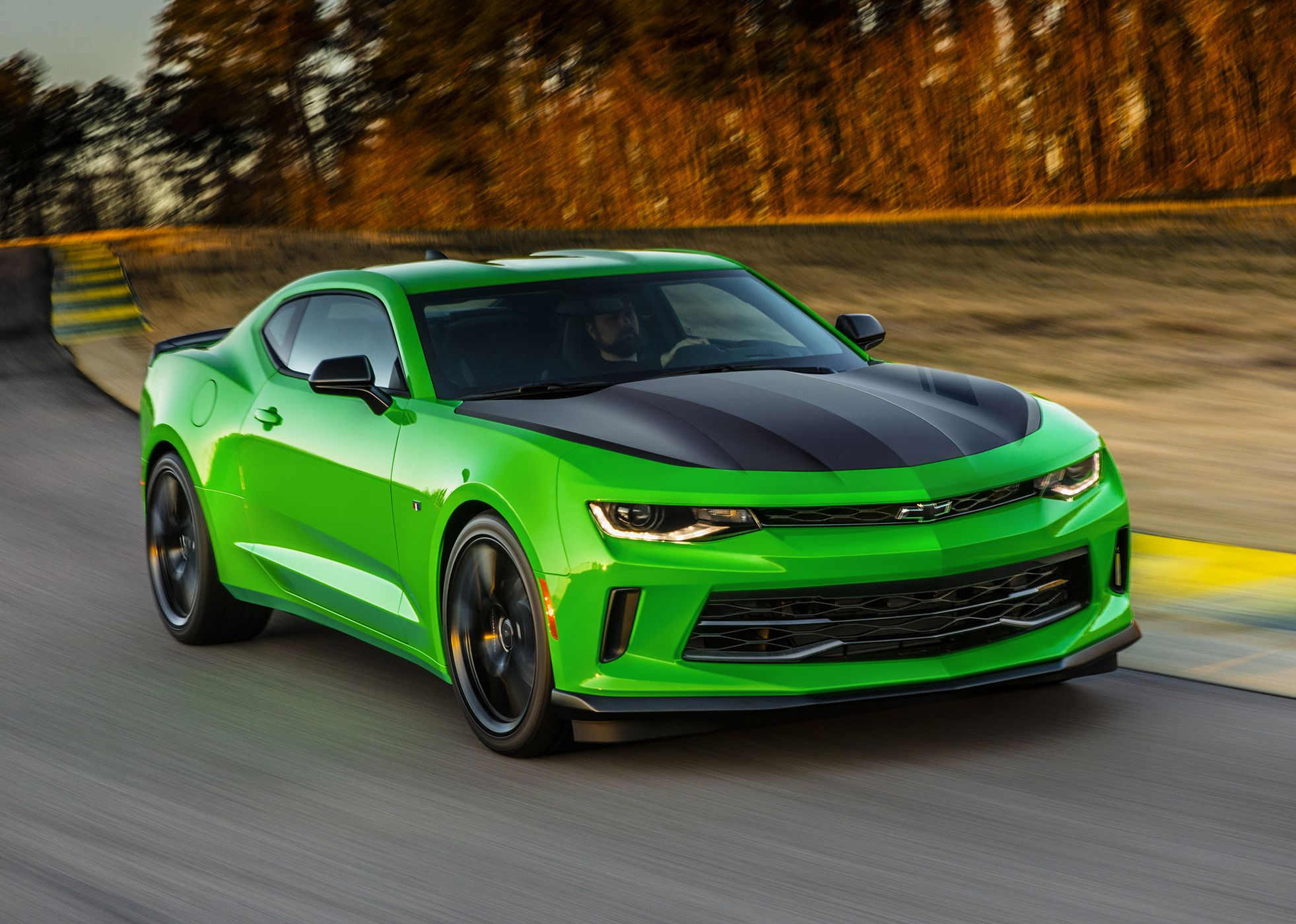 What price (track) glory? Chevy publishes 2017 Camaro ZL1 ...