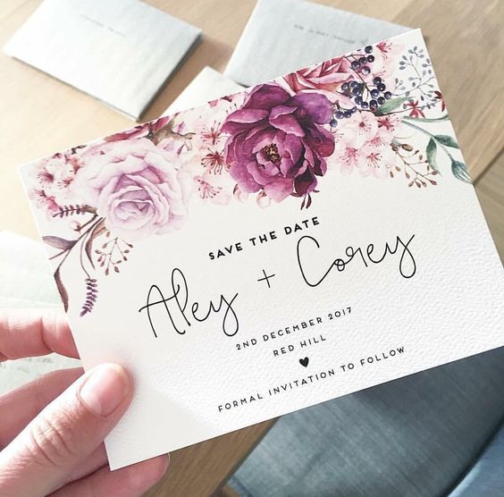 Creative Wedding Shower Invitations
