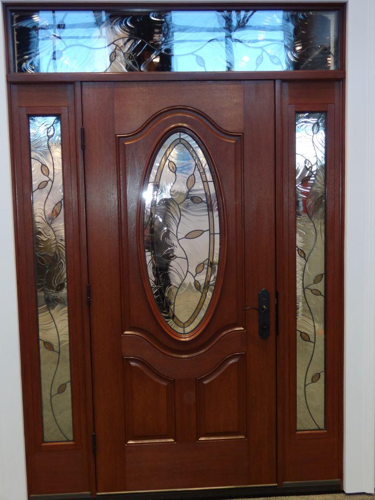 Decorative Front Door Glass Exterior Amp Interior Doors