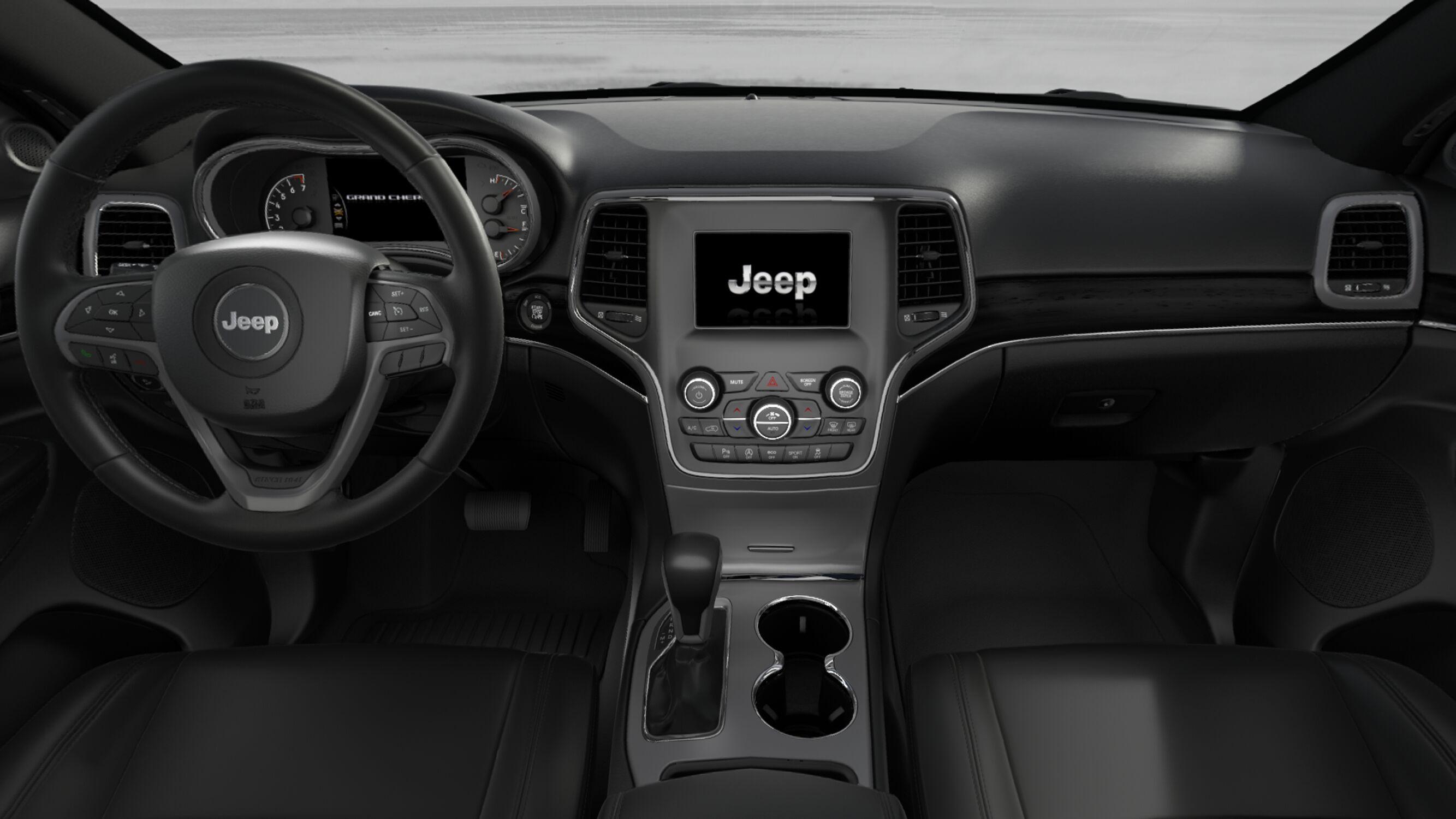 Jeep 2017 Interior