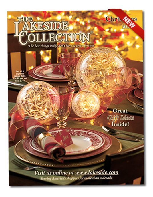Lakeside Collections Mail Order Catalog