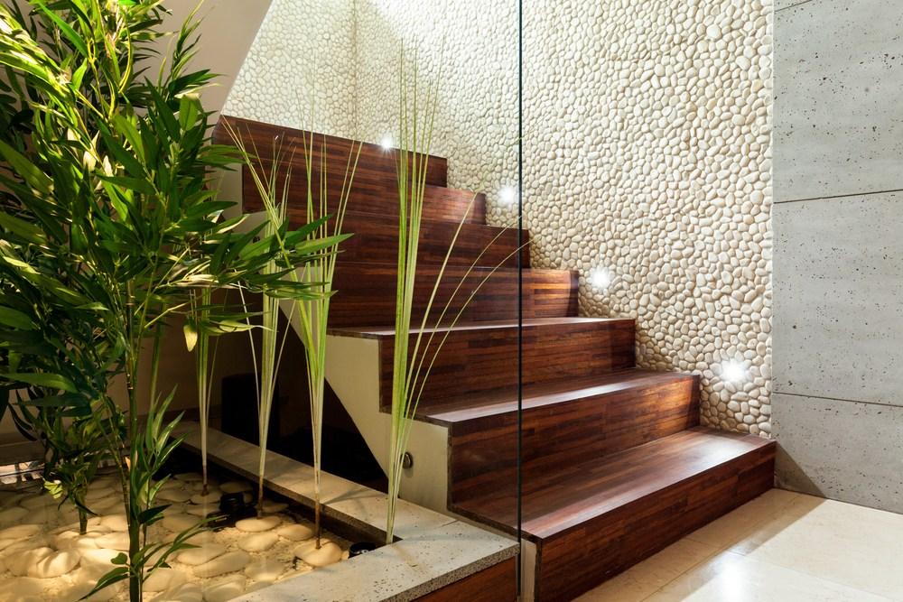 Frank Lloyd Wright Lincoln Property Company | Frank Lloyd Wright Stairs | Exterior | Farmhouse | Gordon Strong | Bedroom | Wife