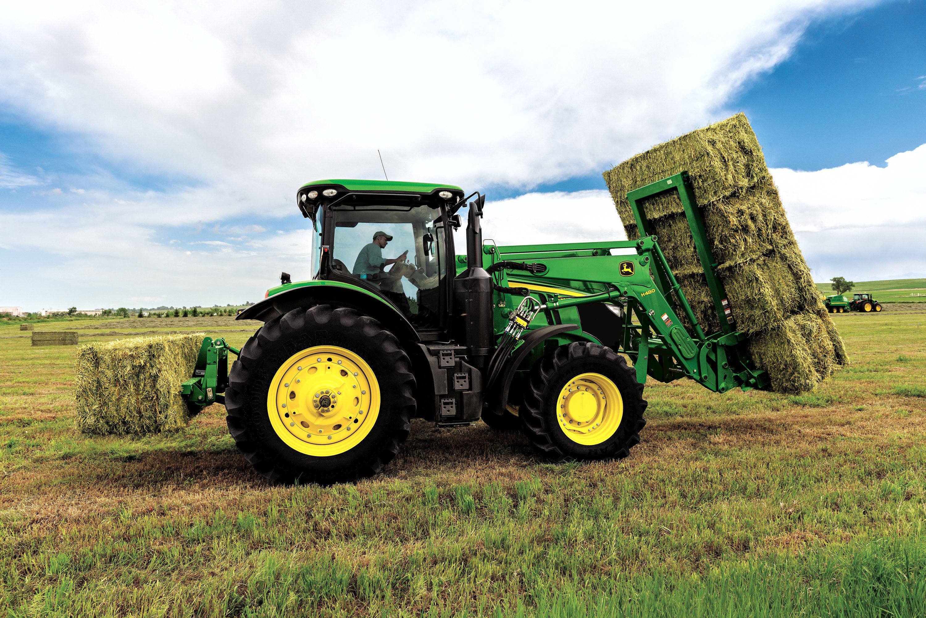 Pulling Up The Curtain On The New Line Of 2015 John Deere