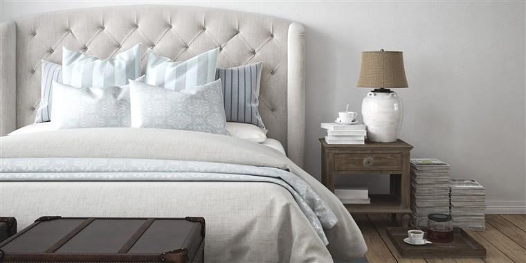 Design Bed Single Rectangular