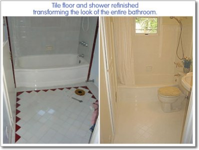 How can I change the tile floor in my bathroom    Miracle Method     How can I change the tile floor in my bathroom