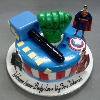 Happy Birthday Cake For Son Stunning Cakes Ideas