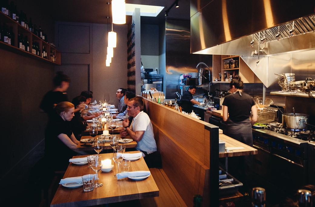 Tiny Restaurant Design