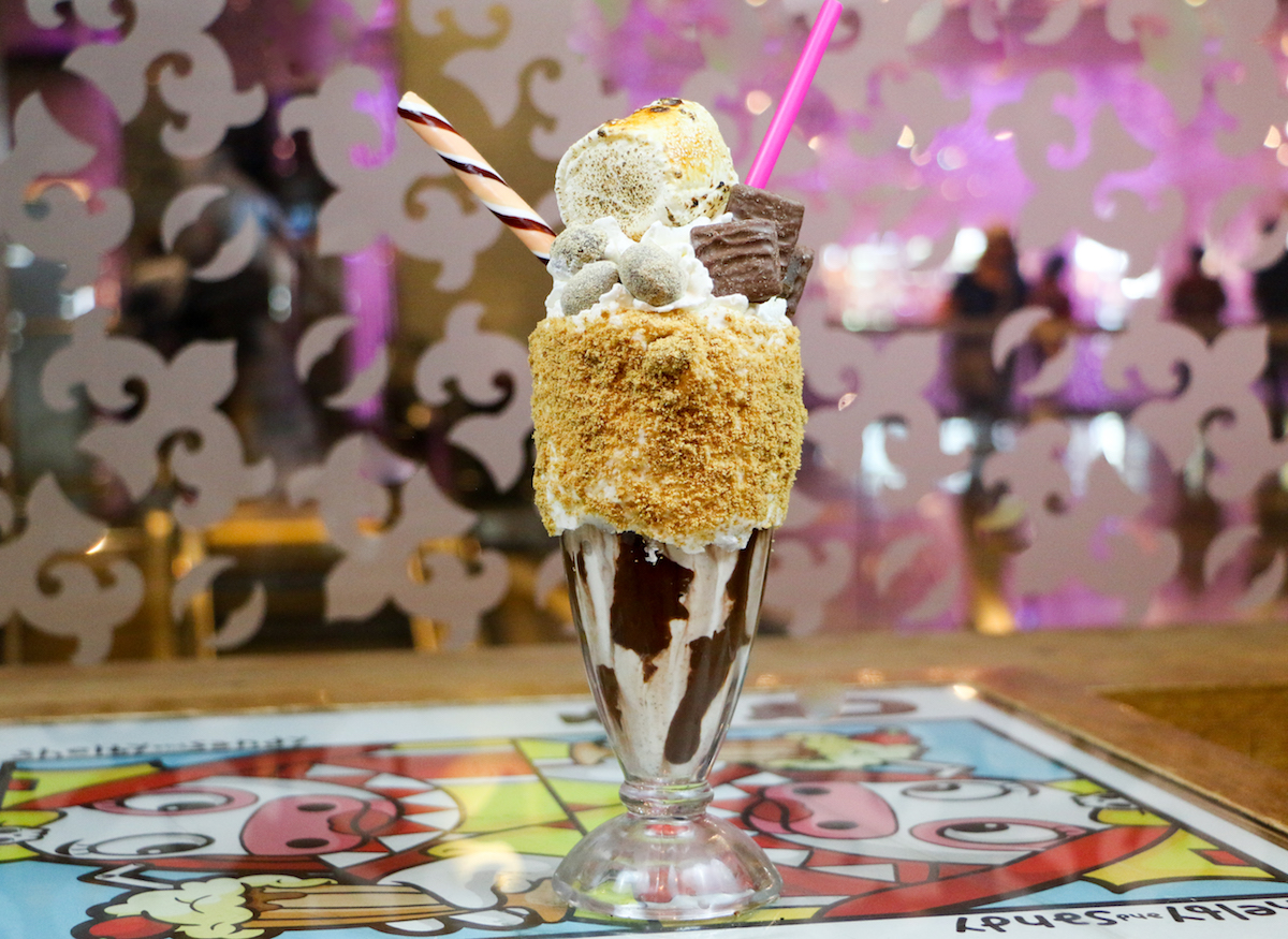 7 Mega Milkshakes With Over The Top Garnishes To Order Now