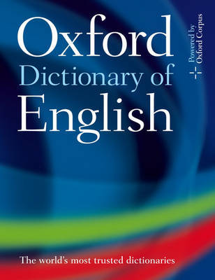 Q. What does the Oxford Dictionary of English have in ...