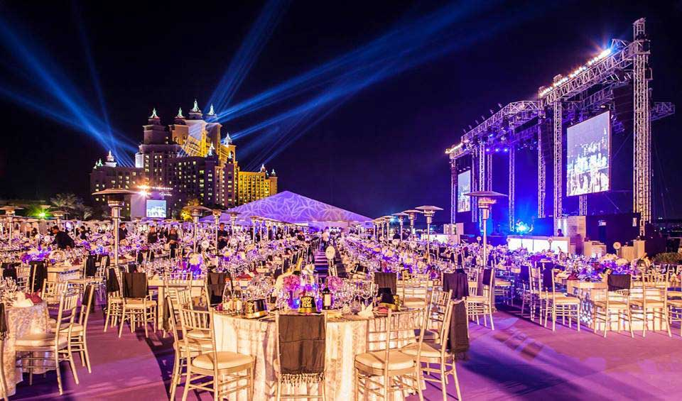 Best Places to Spend New Year s Eve in Dubai Atlantis Royal Gala New Year Eve in Dubai