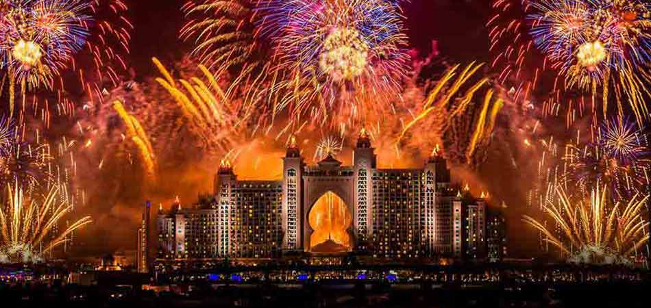 Best Things to Do in Dubai This New Year s Eve 2018 15  Off on New Year Celebration In Desert
