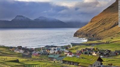 Gerhana Matahari Total Akan Lewati Pulau Cantik Faroe ...