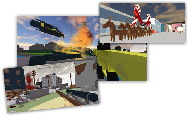 The Most Popular Games  Gear and Items of 2012   Roblox Blog 2012 was a big year for ROBLOX and our users  Along with the many product  releases and events that came along  we released a bunch of new gear and  saw our